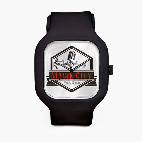Throwback Retro Sport Watch