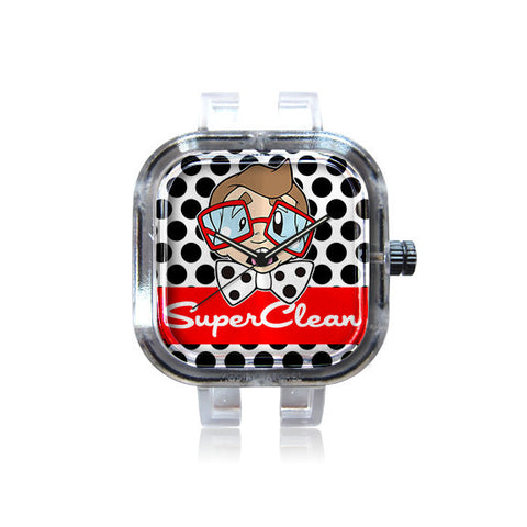 Superclean Society Poke a Dot Watch