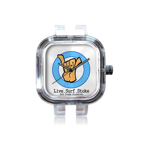 Surf Dreams Foundation Stoked on Surfing Watch