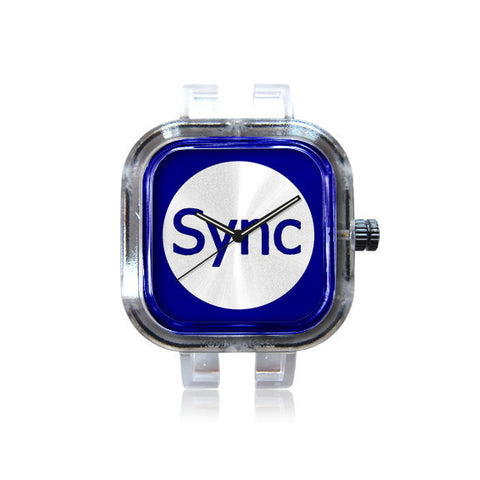 Sync Gaming White Watch