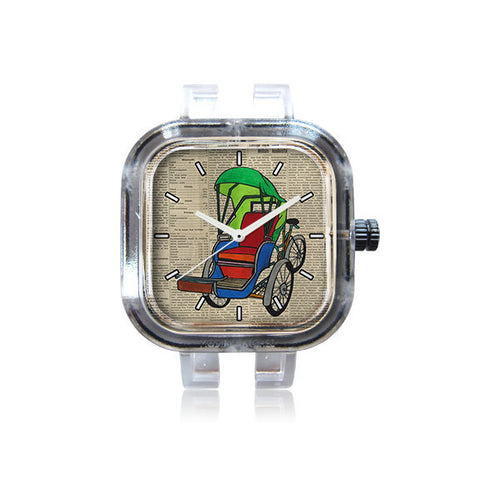 Tankie Cyclo Watch