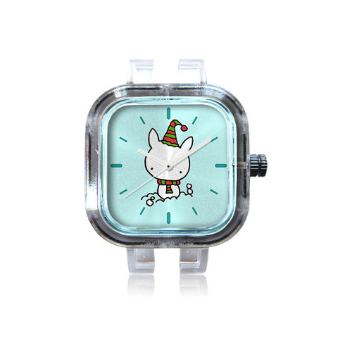 Taylored Curiosities Winter Tea Bunny Watch