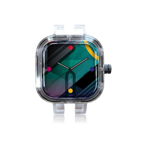 Abstraction - Analog Watch