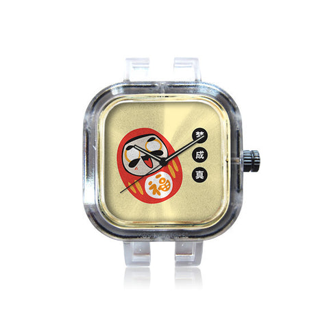 teesaurus daruma watch