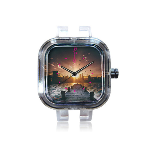 Thefamouskay New Illusive Watch