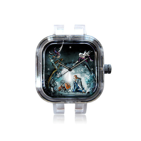 TorduDesign Scifi Hit Watch