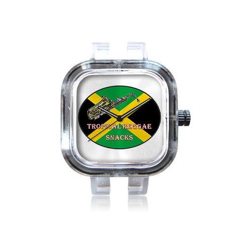 Tropical Reggae Snacks Watch