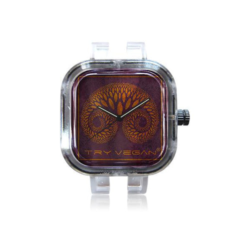 Try Vegan Fractal Watch