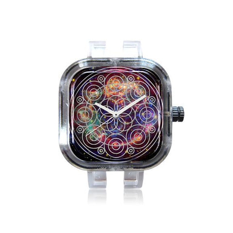 Joshua Vrooman Circle Mandala Watch