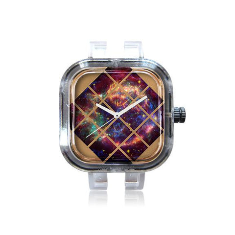 Joshua Vrooman Spacey Squares Watch