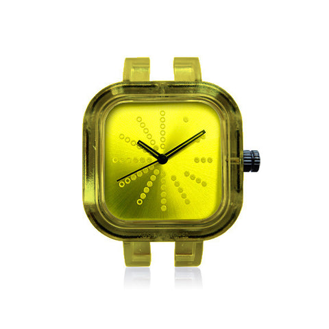 Serial Yellow Watch