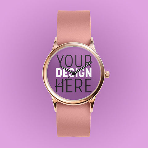 YOUR Custom Rose Watch