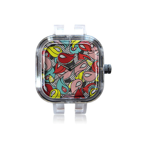 Zara Martina Paisley Pop Watch