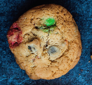 M&M Cookies - 1 Dozen