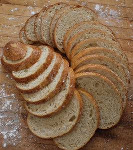 German Sourdough Bread