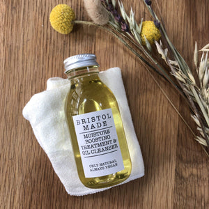 Bristol Made Skin & Body Moisture Boosting Oil Cleanser
