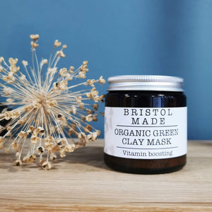 Bristol Made Skin & Body Organic Dead Sea Mask