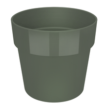 Load image into Gallery viewer, Elho Plant Pot 7cm / Lucky Green Recycled Plastic Plant Pot  -' b.for original' (various colours and sizes)