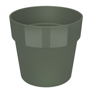 Elho Plant Pot 7cm / Lucky Green Recycled Plastic Plant Pot  -' b.for original' (various colours and sizes)
