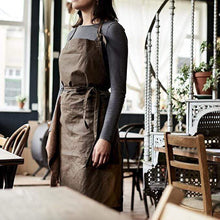 Load image into Gallery viewer, Fieldware Co Apron Hardwearing Waxed Cotton Apron (various colours)