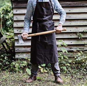 Fieldware Co Apron Hardwearing Waxed Cotton Apron (various colours)