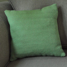 Load image into Gallery viewer, Honest Weaves Cushion Handwoven 'Rosemary' Cushion - Small