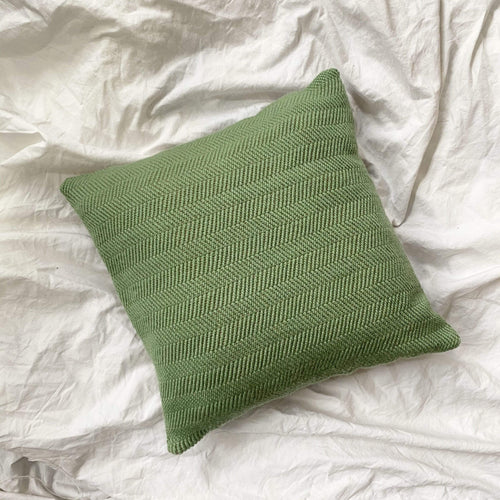 Honest Weaves Cushion Handwoven 'Rosemary' Cushion - Small