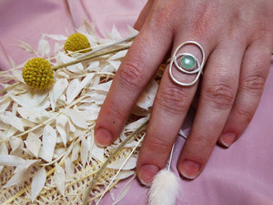 Lima Lima Ring Eye Ring (various colours and sizes)