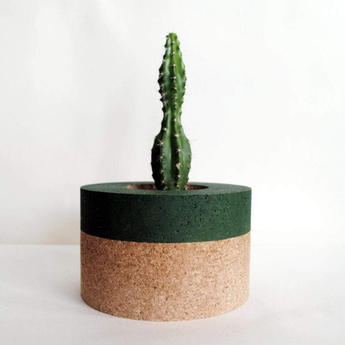 Mind The Cork Cork Planter HELKI FERN - Cork planter