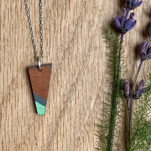 Priormade Prior Wooden Necklaces (with provenance)-various designs