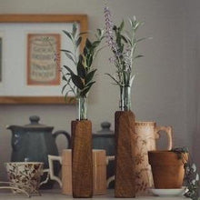 Load image into Gallery viewer, Priormade Vases Wooden Vases