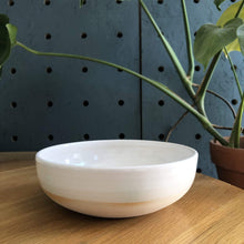 Load image into Gallery viewer, Simone Potter Ceramics Stoneware - White Glaze Pasta Bowls