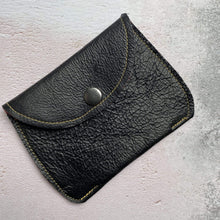 Load image into Gallery viewer, Zoe Dunn Designs Purse / Wallet Black Purse - soft leather
