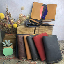 Load image into Gallery viewer, Zoe Dunn Designs Purse / Wallet Card wallet/holder - soft leather
