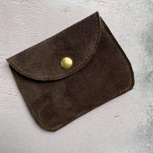 Load image into Gallery viewer, Zoe Dunn Designs Purse / Wallet Dark Brown Purse - soft leather