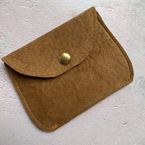Zoe Dunn Designs Purse / Wallet Tan Purse - soft leather