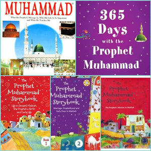 Stories of Prophet Muhammad