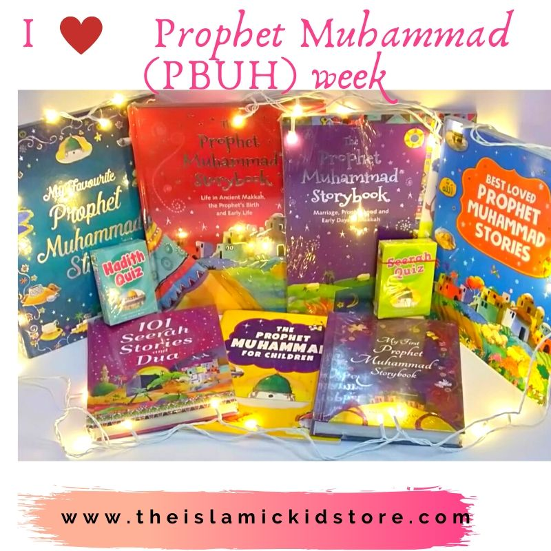 How to Inculcate the Love of Prophet Muhammad PBUH in kids