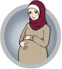 Quranic verses on pregnancy in Islam
