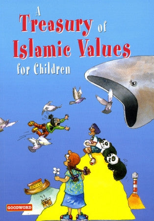 treasury Islamic Values islamic story book