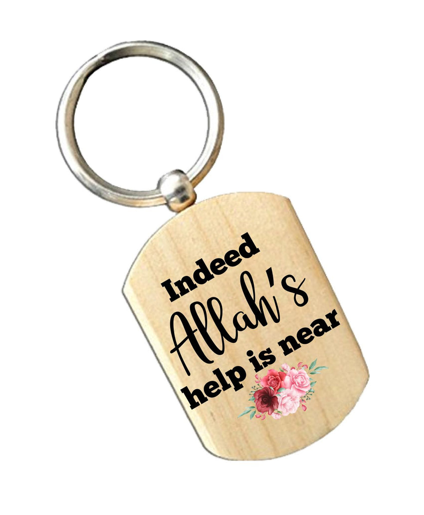 Islamic keychains Design 6