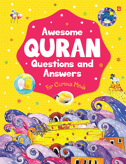 Awesome Quran Questions and Answers - The Islamic Kid Store