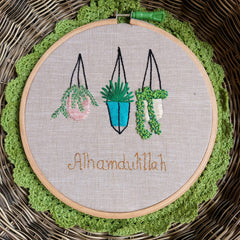 Islamic Hoop Art ( A Non Profit Initiative)