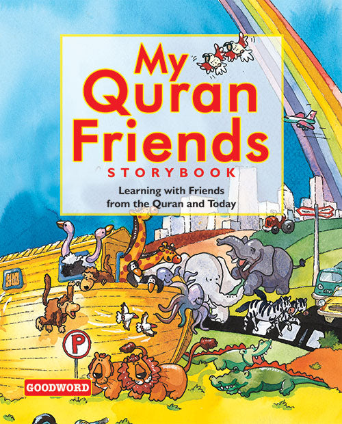 My Quran friends - The Islamic Kid Store