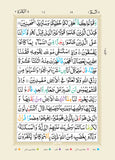 Colour coded quran