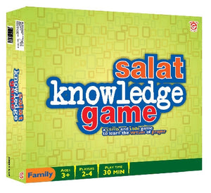 Salat knowledge game - The Islamic Kid Store