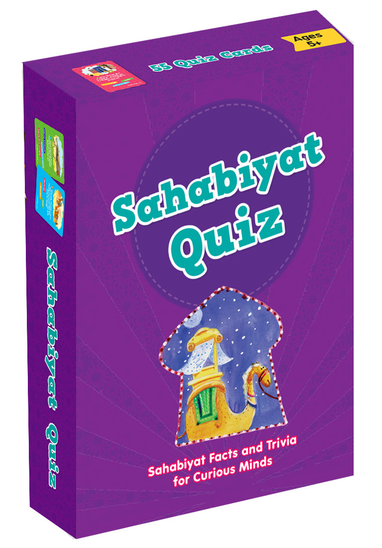 Sahabiyat quiz card