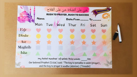 my salah tracker