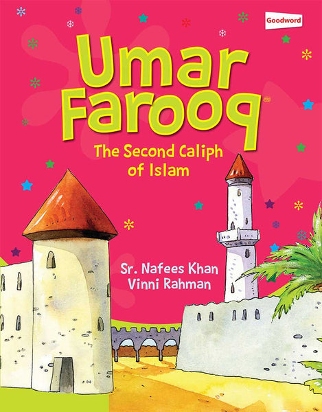 Umar Farooq ( R.A) - The Islamic Kid Store