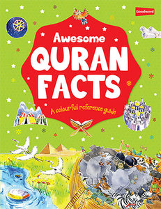 Awesome Quran facts - The Islamic Kid Store